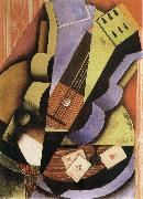 Juan Gris Three Playing card oil painting