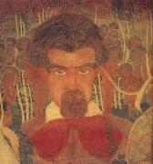 Self-Portrait, Kasimir Malevich