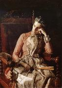 Thomas Eakins Portrait oil painting reproduction