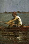 Thomas Eakins Landscape of Biglin oil painting artist