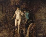 Thomas Eakins William and his Model oil painting on canvas