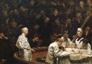 Hayes Agnew Operation Clinical, Thomas Eakins