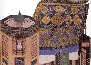 Dome of the sultan s tent