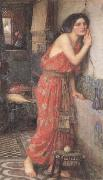 Anonymous Lady oil painting reproduction
