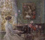 Improvisation, Childe Hassam