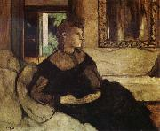Woman, Edgar Degas