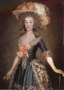 Countess-Duchess of Benavente