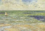 Seascape, Gustave Caillebotte
