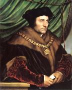 Sir Thomas More, Hans holbein the younger