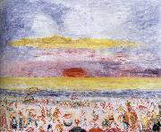 James Ensor Carnival at Ostend oil painting reproduction
