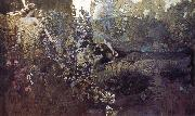Mikhail Vrubel Morning oil painting reproduction