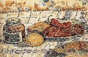 Paul Signac Still life oil painting reproduction