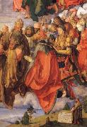 The AllSaints altarpiece, Albrecht Durer