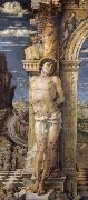 Andrea Mantegna St Sebastian oil painting reproduction
