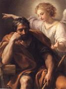 Anton Raphael Mengs St Foseph-s dream oil painting reproduction