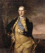Charles Willson Peale George Washington oil painting reproduction