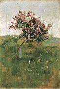 THe Lilac, Ferdinand Hodler