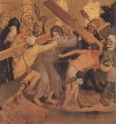 Christ Carrying the Cross, Frater Francke
