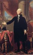 Gilbert Stuart George Washington oil painting reproduction