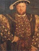 Portrait of Henry Viii, Hans holbein the younger