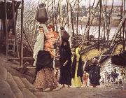 Sojourn in Egypt, James Tissot