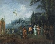 Embarking for Cythera, Jean-Antoine Watteau