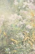 John Henry Twachtman Meadow Flowers oil painting on canvas