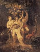 Hylas and Nymphs
