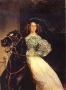 Karl Briullov Rider oil painting reproduction