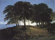 Karl friedrich schinkel Morning oil painting reproduction