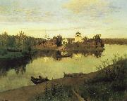 Levitan, Isaak Evening sound