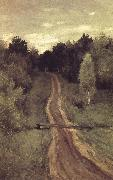 Levitan, Isaak Away oil painting reproduction