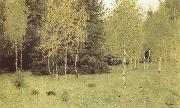 Levitan, Isaak Autumns oil painting reproduction
