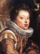 Peter Paul Rubens Prince of Mantua oil painting reproduction