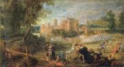 Castle Park, Peter Paul Rubens