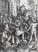 The Bearing of the Cross, Albrecht Durer