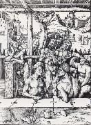 The Men-s Bath, Albrecht Durer