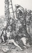 The Descent from the Cross, Albrecht Durer
