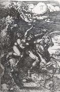 The Abduction on the Unicorn, Albrecht Durer