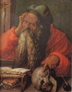 St.Jerome in his Cell, Albrecht Durer