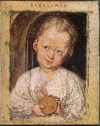THe Infant Savior, Albrecht Durer