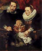 Family Group, Anthony Van Dyck