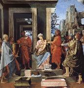 BRAMANTINO The Adoration of the Kings oil painting reproduction