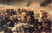 Baron Antoine-Jean Gros Napoleon at the Battlefield of Eylau oil painting reproduction