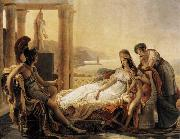 Dido and Aeneas, Baron Pierre Narcisse Guerin