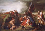 The Death of General Wolfe, Benjamin West