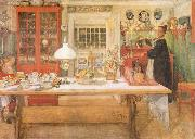 Just a Sip, Carl Larsson
