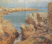 Coast Scene Isles of Shoals, Childe Hassam