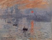 Sunrise, Claude Monet