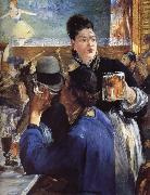 Corner of a Cafe-concert, Edouard Manet